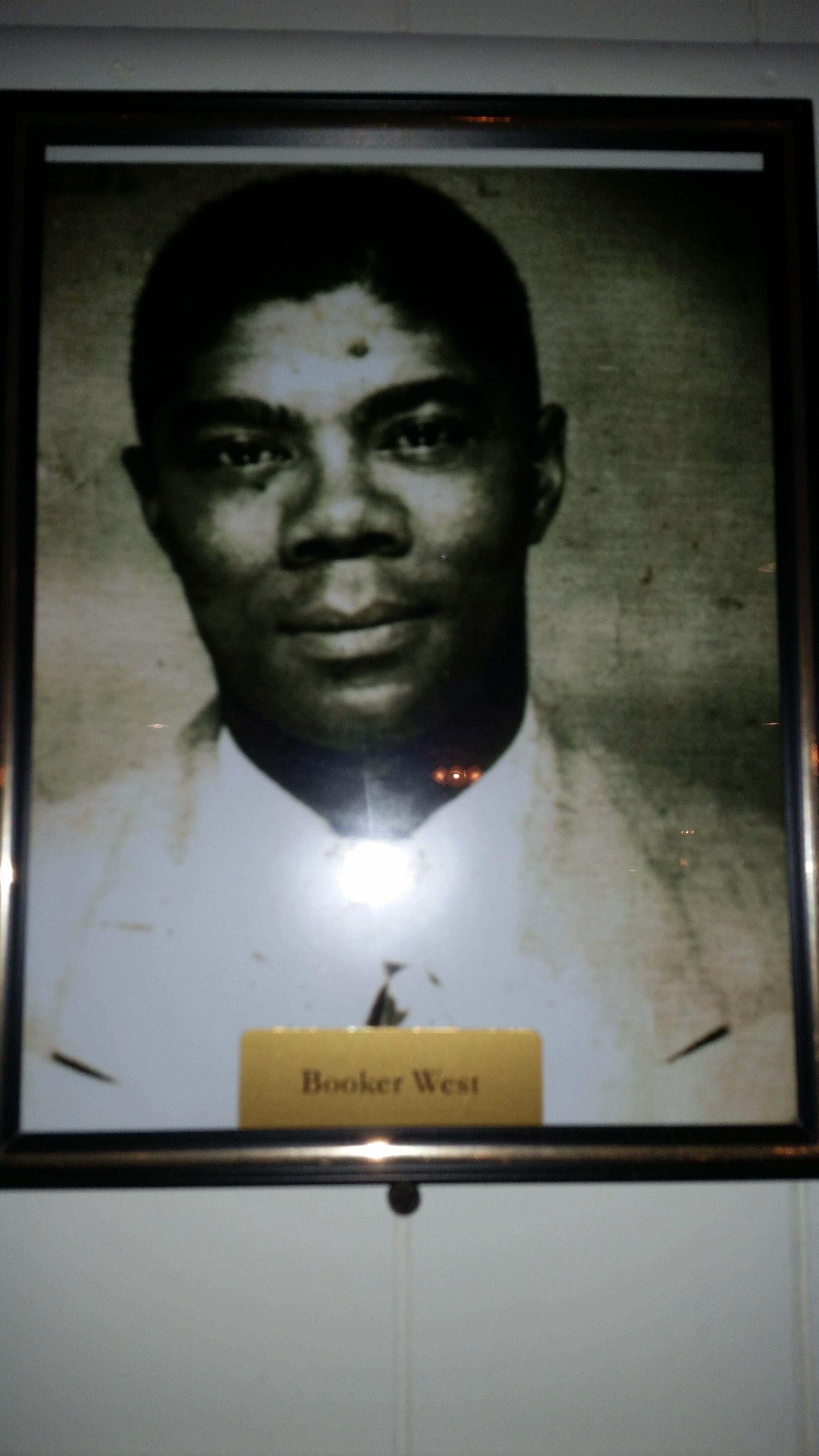 Mr. Booker West