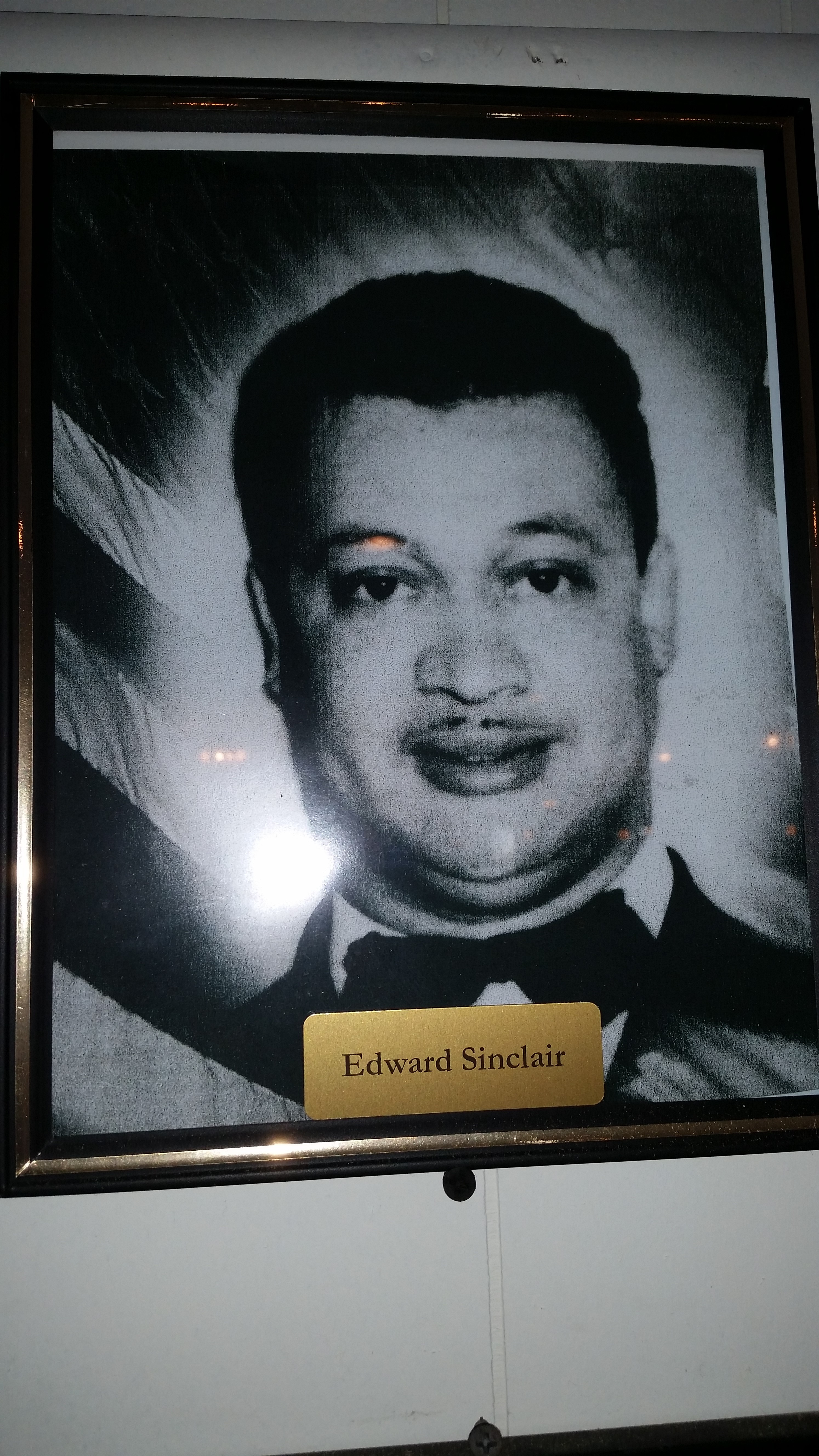 Mr. Edward Sinclair