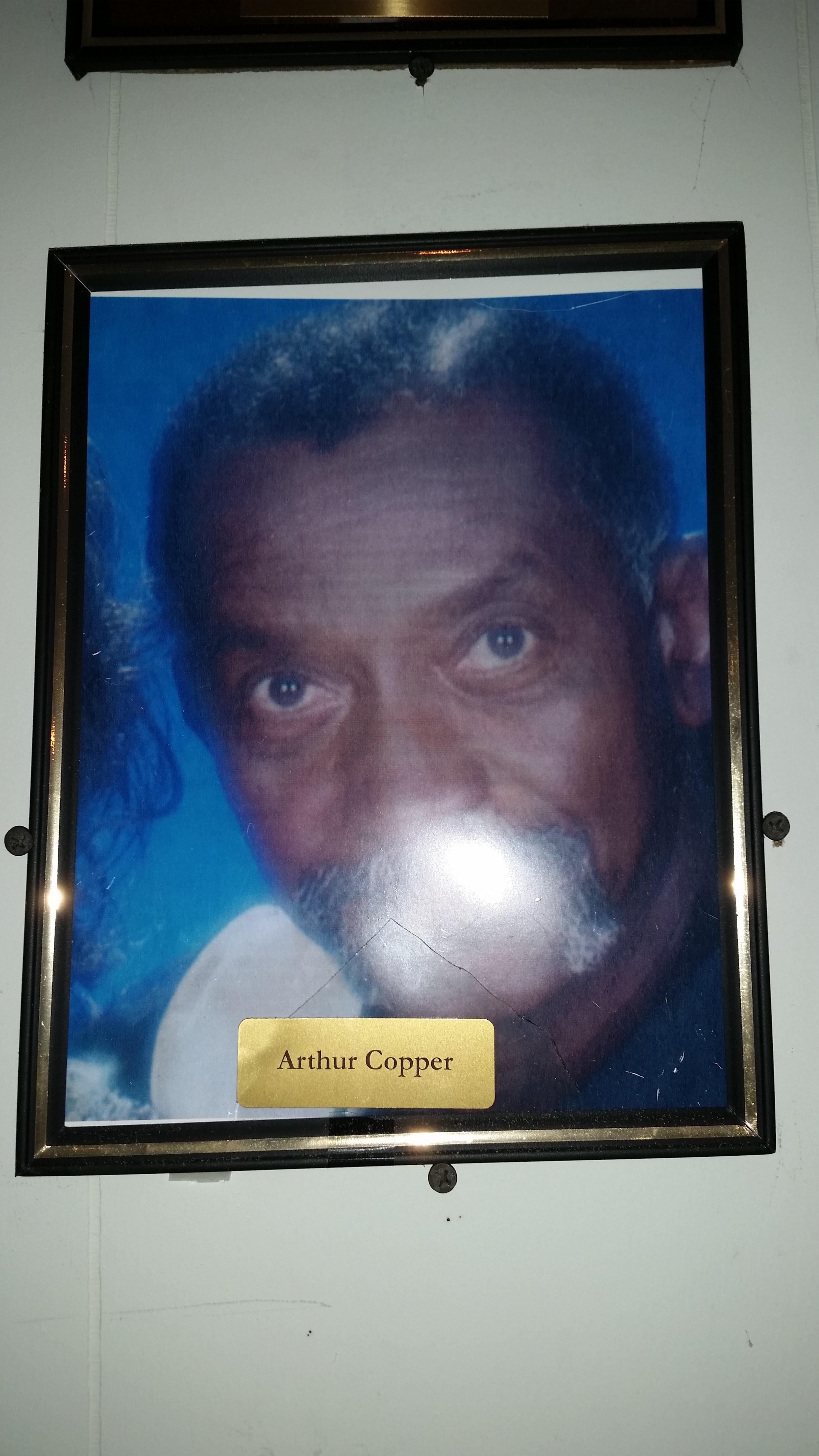 Mr. Arthur Cooper