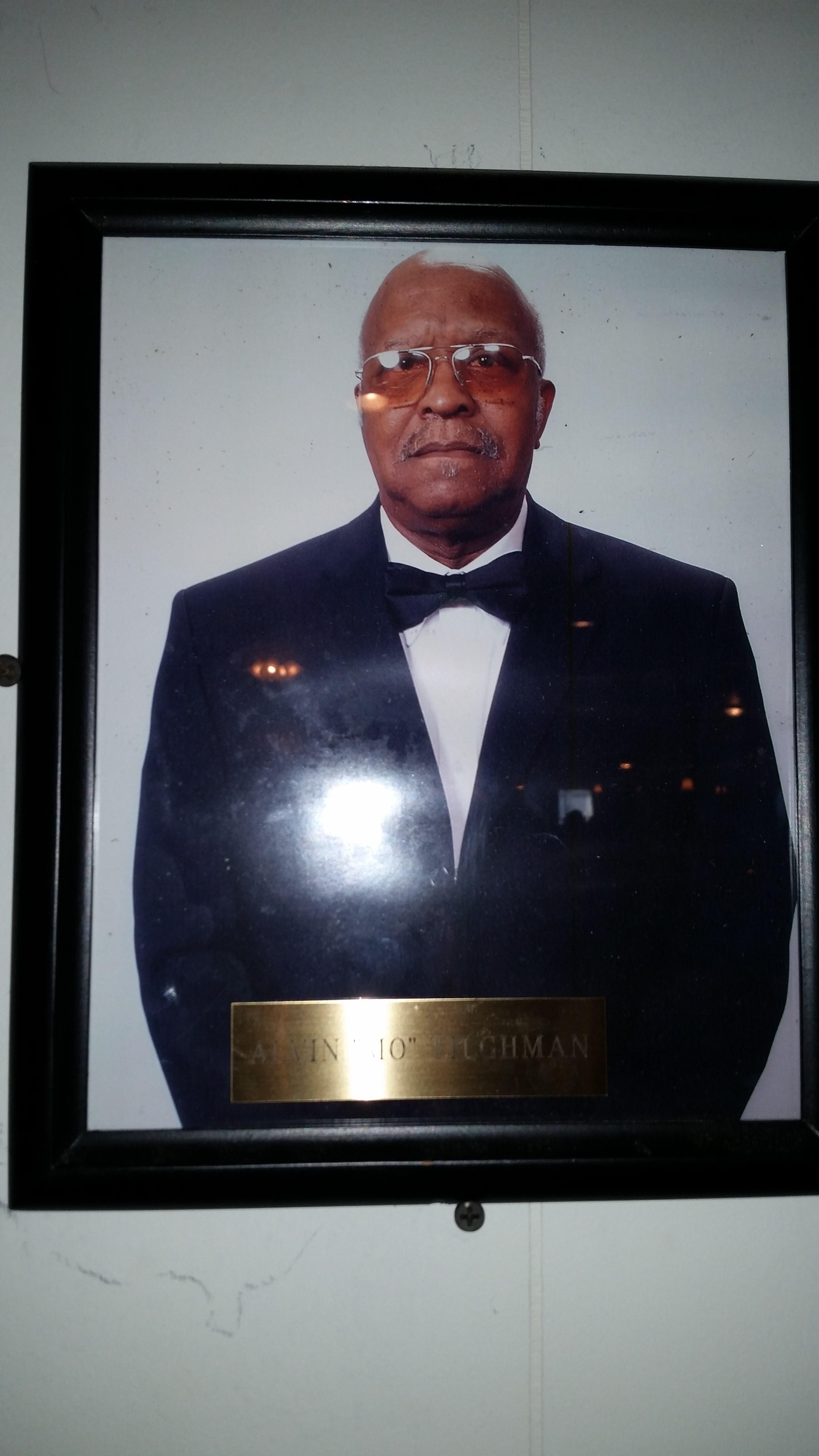 """Mr. Alvin """"10"""" Tilghman"""